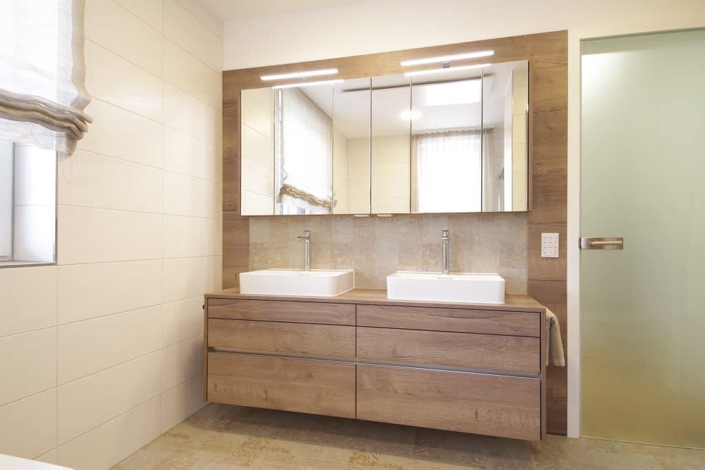 Badezimmer Tischlerei Winter