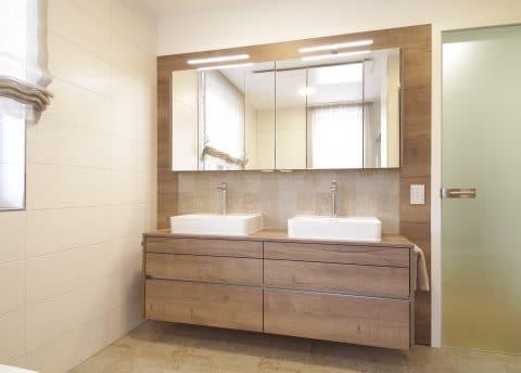 Badezimmermöbel Tischlerei