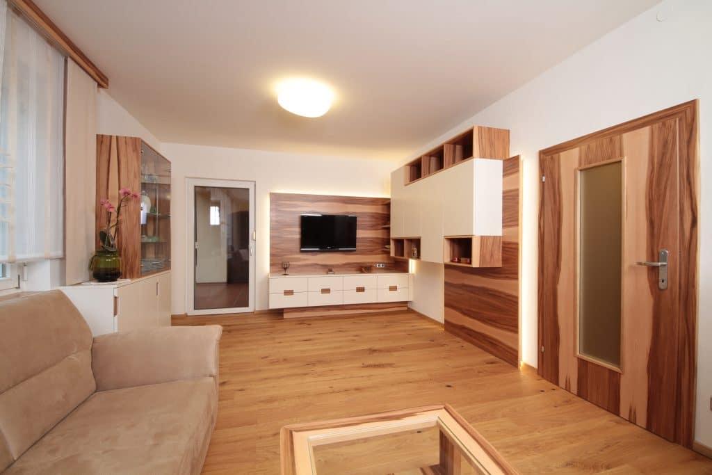 Wohnzimmer vom Tischler | Tischlerei Winter