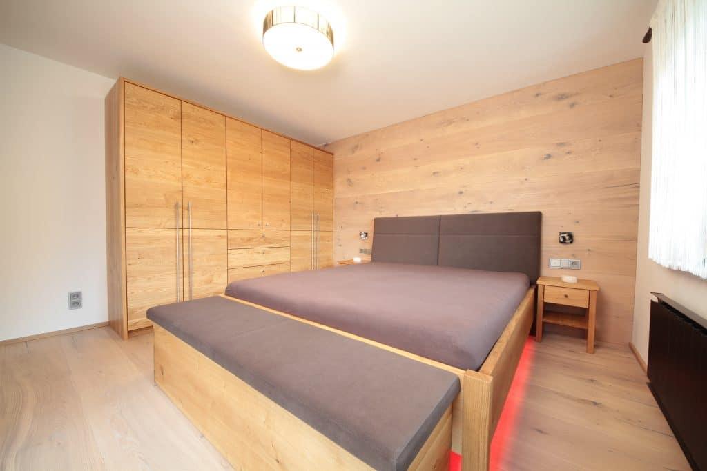 Schlafzimmer Vom Tischler Tischlerei Winter - Schlafzimmer vollholz
