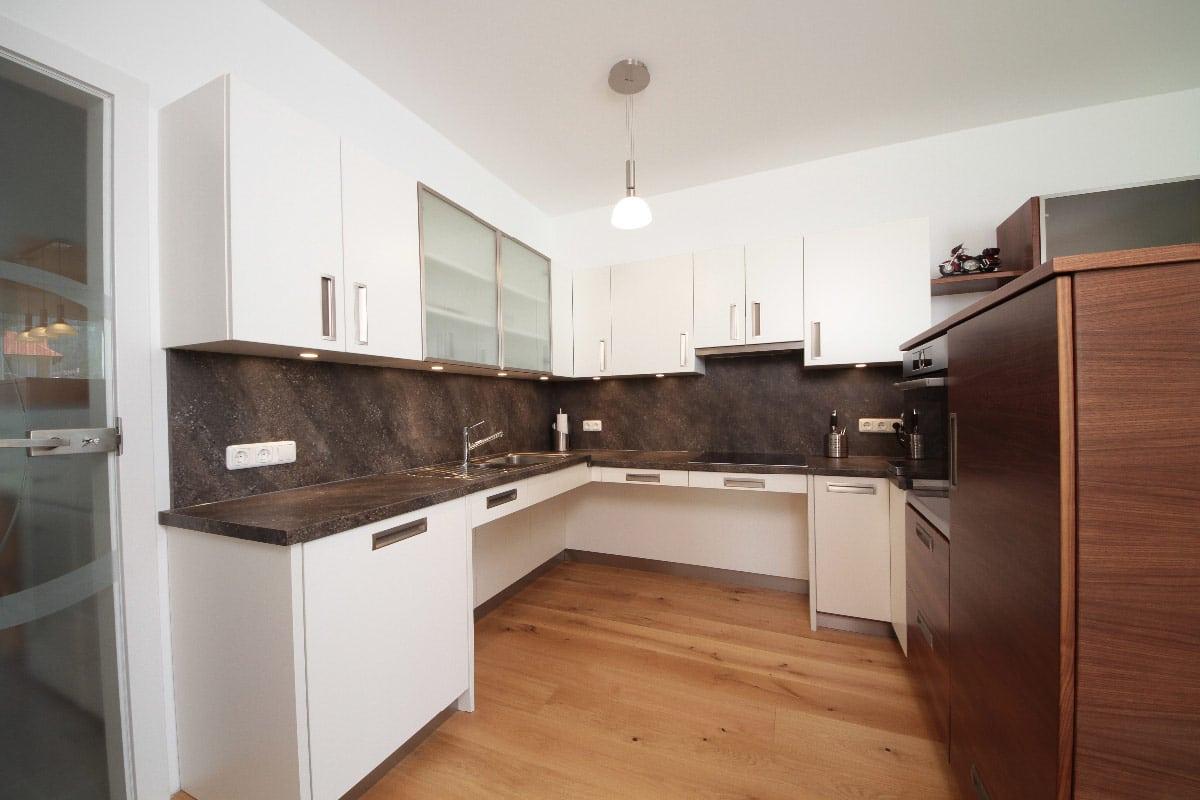 barrierefreie k che f r rollstuhlfahrer tischlerei winter. Black Bedroom Furniture Sets. Home Design Ideas