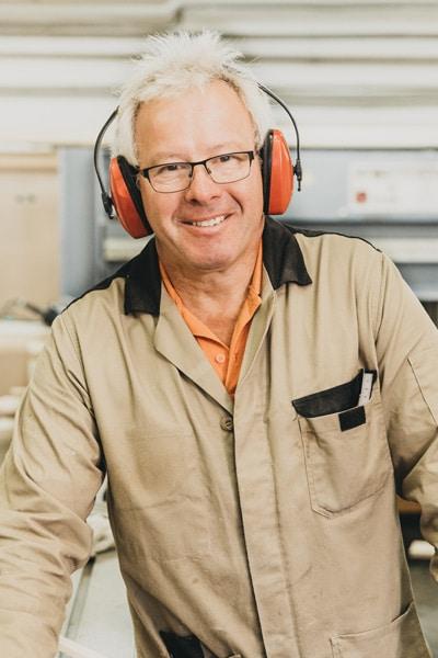 Mitarbeiter Mohr