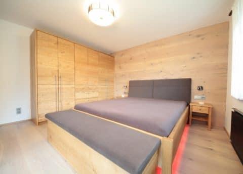Modernes Schlafzimmer von Tischlerei