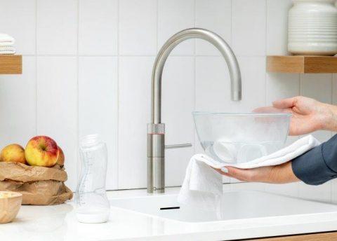 Quooker Armatur Heißwasserarmatur